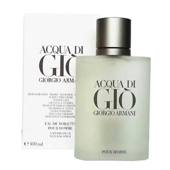 Harga Giorgio Armani Acqua Di Gio Eau De Toilette Perfume for Men 100ml