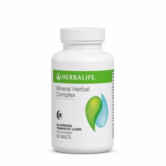 Harga Herbalife Mineral Herbal Complex 90 tablets