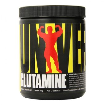 Universal Nutrition Glutamine, Recovery Supplement, 300-Gram Price Philippines