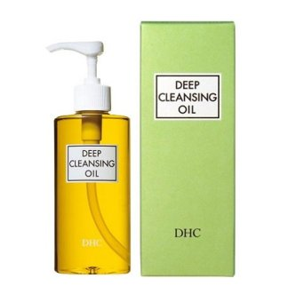 Harga DHC Deep Cleansing Oil 200ml