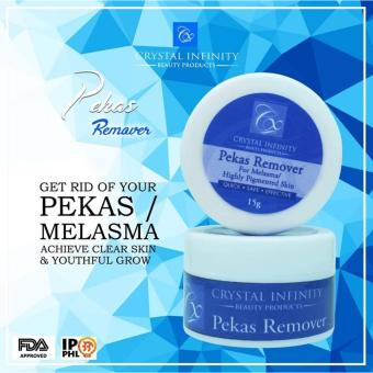 Pekas Remover Cream by. Crystal Infinity Price Philippines