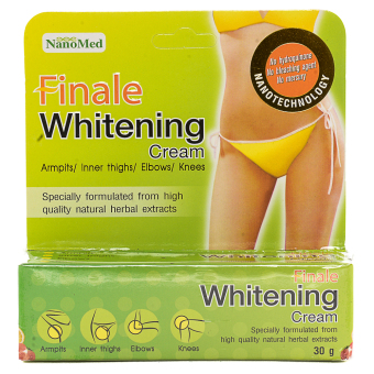 NANOMED FINALE WHITENING CRM 30G Price Philippines