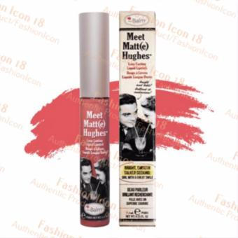 Harga The Balm Meet Matt(e) Hughes Liquid Lipstick (Committed)