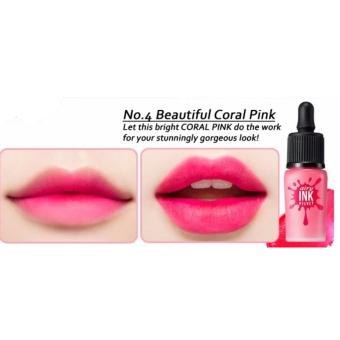 Harga Peripera Ink the Airy Velvet (#04 Beautiful Coral Pink), 8g