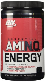 Optimum Nutrition Essential AmiN.O. Energy Watermelon 270g Price Philippines