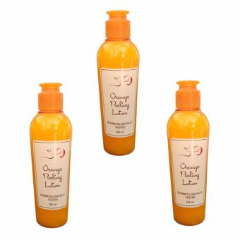 Harga Orange Peel Lotion 100ml Set 3