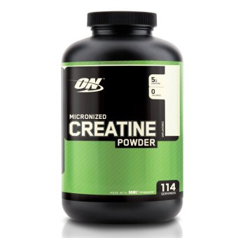 Optimum Nutrition Micronized Creatine Powder (Creapure) 600g Price Philippines