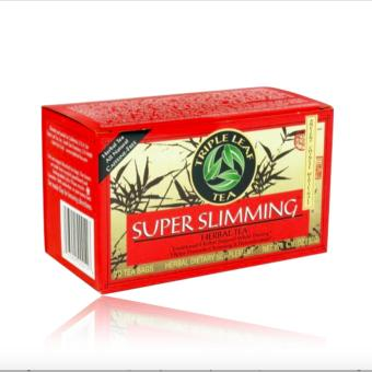 Triple Leaf Tea Super Slimming Herbal Tea 20 Tea Bags Price Philippines