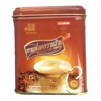 Baian Lishou Slimming Coffee (STRONG VARIANT) (15 sachets/can) Price Philippines