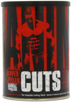 Universal Nutrition Animal Cuts, Ripped and Peeled Animal Training Pack, Sports Nutrition Supplement, 42 Servings Price Philippines