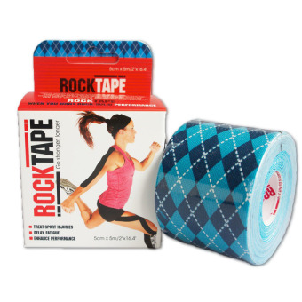 Harga RockTape Kinesiology Tape (Garmin Blue)