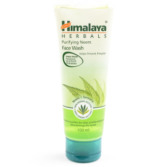 HIMALAYA PURIFYING NEEM FCEWASH 100ML Price Philippines