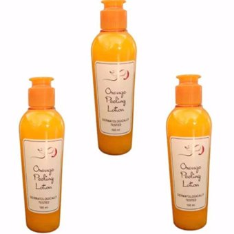 Harga Orange Peel Lotion 100ml Set of 3pcs.