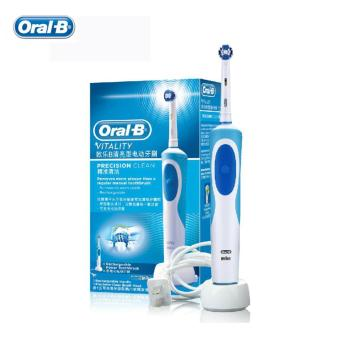 Harga Electric Toothbrush Rechargable Oral B D12013 Brands Oral Hygiene Dental Care Teeth brush Adult Electric Tooth