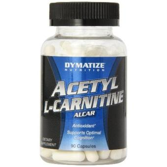 Dymatize Acetyl L-Carnitine 500mg 90 Capsules Price Philippines