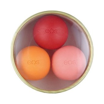 Harga Eos Lip Balm 7ml Pack of 3