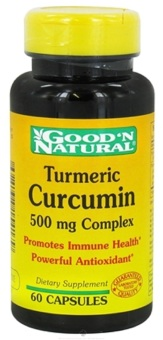 Good 'N Natural Turmeric Curcumin 500mg Complex Price Philippines