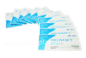 Harga Indoplas Early Pregnancy Test HCG 5's