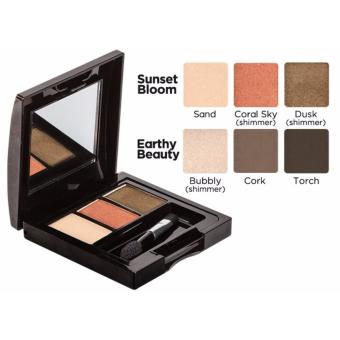 Harga Human Heart Nature Mineral Eyeshadow (Sunset Bloom)