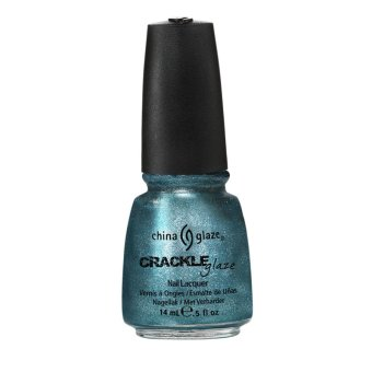 Harga China Glaze Nail Lacquer 14ml (Oxidized Aqua)