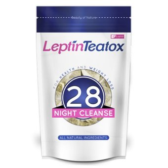 Harga Leptin Teatox Night Cleanse 28-day Weight Loss Tea Detox (14 teabags)