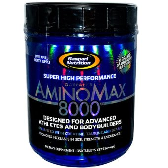 Gaspari Nutrition AMINOMAX 8000 350 Tablets Price Philippines