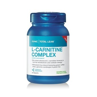 GNC Total Lean L-Carnitine Complex 60's Price Philippines