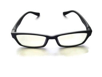 The Serious Design Computer Glasses (Chrome Black) Anti-Blue Light Anti-fatigue and Anti-radiation Price Philippines