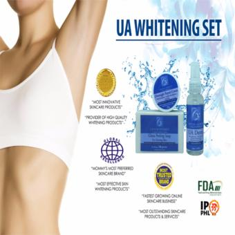 Underarm Set by Crystal Infinity Beauty Products Price Philippines
