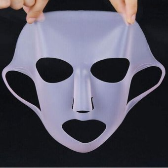 Silicone Masks Facial Skincare Sheets Anti-Ageing Moisture Evaporating - intl Price Philippines