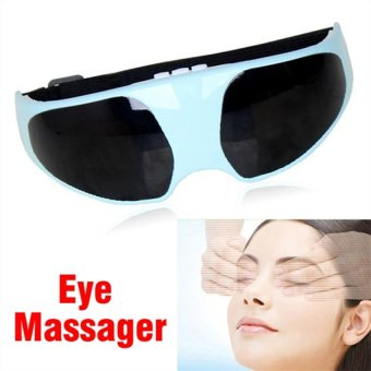Harga Magnetic Eye Massager Anti-myopia Eye Nurses Eliminate Under-eye Bags Eye Massage