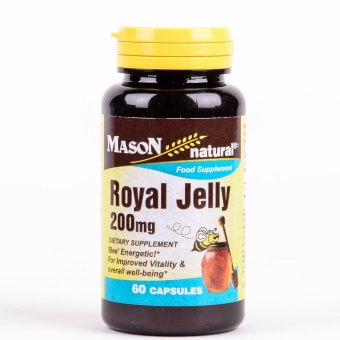 Harga Mason Royal Jelly 60 Cap