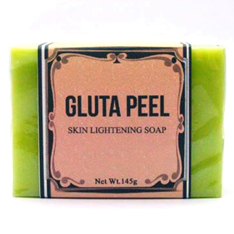 Harga NNZN Skin Care (GLUTA PEEL SOAP)