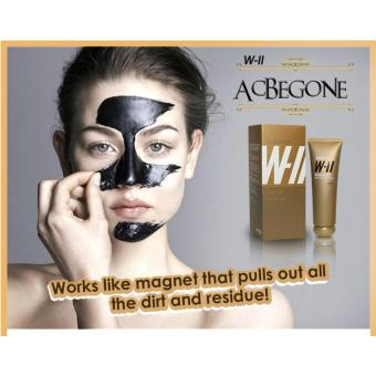 Harga Authentic WII AcBeGone Peel Off Mask