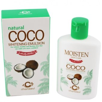 Harga chanLeevi Moisturizing Coconut Whitening Emulsion 120 ml CH-2714