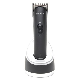 Pritech PR-1018 Professional Electric Hair Clipper and Trimmer for Men (Black) Price Philippines