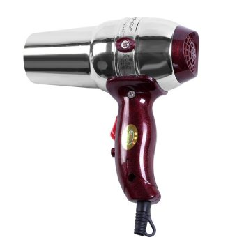 Harga 900W 220V Household Hot/Cold Air Ceramic Hair Dryers 2 Speeds - 3 Heat Settings - INTL