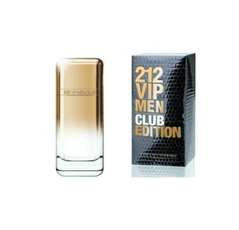 Harga Carolina Herrera 212 VIP Men Club Edition
