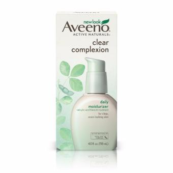 Harga Aveeno Clear Complexion Daily Moisturizer 4 Oz