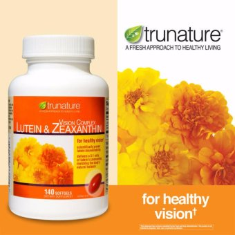 trunature Vision Complex Lutein & Zeaxanthin, 140 Softgels Price Philippines