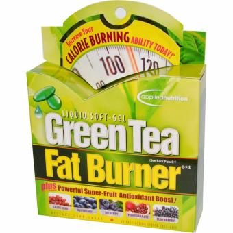 Harga Irwin Naturals, Green Tea Fat Burner, 30 Fast-Acting Liquid Soft-Gels