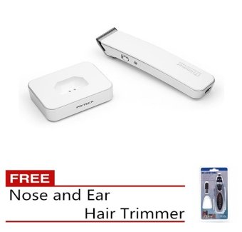 Pritech iTrimmer 1288 Hair Trimmer White Free Nose and Ear Hair Trimmer Price Philippines