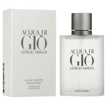 Harga Giorgio Armani Acqua Di Gio Eau de Toilette for Men100m