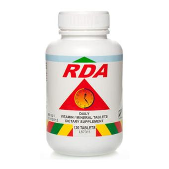 Recommended Daily Allowance (RDA) Tablets Price Philippines