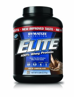 Dymatize Nutrition Elite Whey Protein Rich Chocolate 5lbs Price Philippines