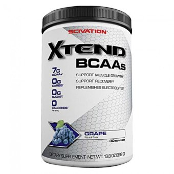 Harga Scivation Xtend Intra Workout Catalyst Grape Escape 30 Servings