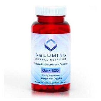 Relumins Advanced Nutrition Glutathione Complex 60capsules Price Philippines