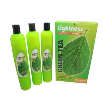 Harga Lightness Green Tea Rebonding Set