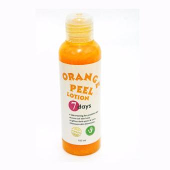 Harga Orange Peeling Lotion Peel-Off Skin