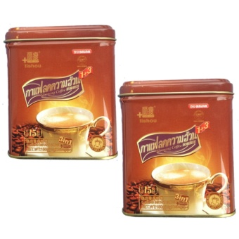 Baian Lishou Slimming Coffee Bundle of 2 cans (STRONG VARIANT) (15 sachets/can) Price Philippines